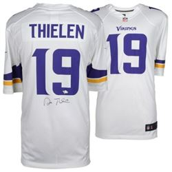 Adam Thielen Signed Vikings Nike Jersey (Fanatics Hologram)