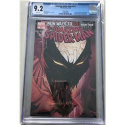 2008 Marvel Amazing Spider-Man #571 Comic Book (CGC 9.2)