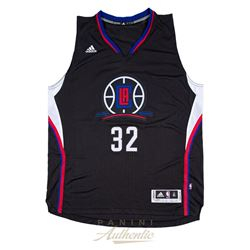 Blake Griffin Signed Clippers Adidas Jersey (Panini COA)