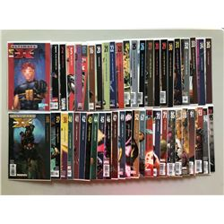 Lot of (47) 2001-2008 Marvel Ultimate X-Men 1st Series Comic Books