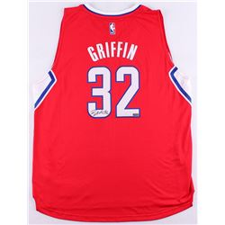 Blake Griffin Signed Los Angeles Clippers Adidas Swingman Jersey (Panini COA)
