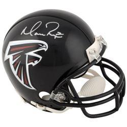 Matt Ryan Signed Falcons Mini Helmet (Fanatics Hologram)