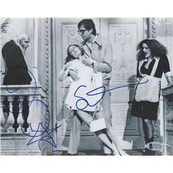 "Susan Sarandon  Barry Bostwick Signed ""Rocky Horroe Picture Show"" 8x10 Photo (Beckett COA)"