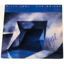 "Billy Joel Signed ""The Bridge"" Vinyl Record Album (PSA COA)"