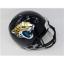 Leonard Fournette Signed Jaguars Full-Size Authentic On-Field Helmet (Panini COA)