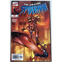 1998 Amazing Spider-Man #431 1st Series Marvel Comic Book