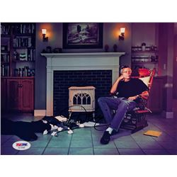 Stephen King Signed 8x10 Photo (PSA COA)