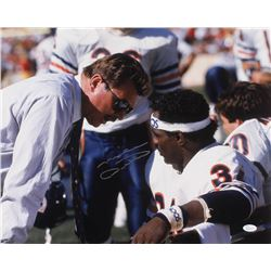 Mike Ditka Signed Chicago Bears 16x20 Photo (JSA COA)