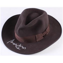 "Harrison Ford Signed ""Indiana Jones"" Officially Licensed Replica Hat (Radtke COA)"