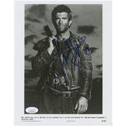 Mel Gibson Signed  Mad Max: Beyond Thunderdome  8x10 Photo (JSA COA)