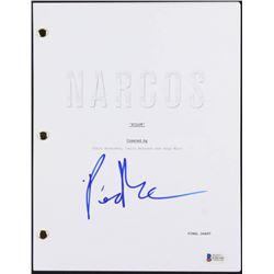 "Pedro Pascal Signed ""Narcos: Pilot"" Full Episode Script (Beckett COA)"