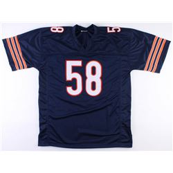 Roquan Smith Signed Bears Jersey (Schwartz COA)