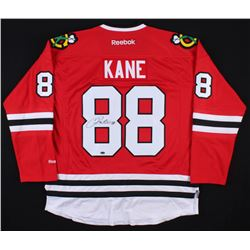 Patrick Kane Signed Blackhawks Jersey (Schwartz COA)