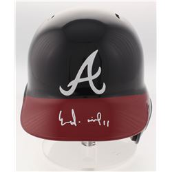 Ender Inciarte Signed Atlanta Braves Full-Size Batting Helmet (Radtke COA)