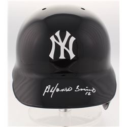 Alfonso Soriano Signed New York Yankees Full-Size Batting Helmet (Radtke COA)