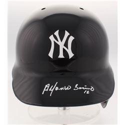 Alfonso Soriano Signed New York Yankees Full-Size Batting Helmet (Radtke COA)