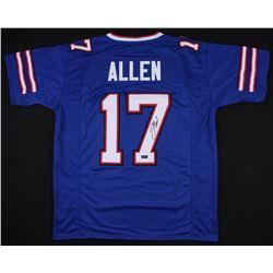 Josh Allen Signed Bills Jersey (Radtke COA)