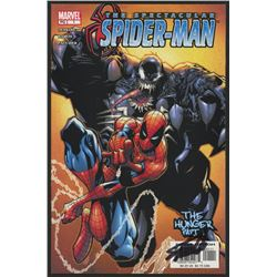 Stan Lee Signed 2003  Spectacular Spider-Man  Issue #1 Marvel Comic Book (Lee COA)