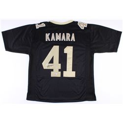Alvin Kamara Signed New Orleans Saints Jersey (Beckett COA)