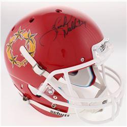 Herschel Walker Signed New Jersey Generals Full-Size Helmet (Beckett COA)
