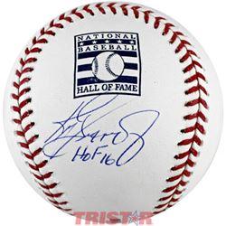 Ken Griffey Jr. Signed Hall Of Fame Logo Baseball Inscribed  HOF 16  (TriStar Hologram)