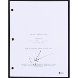 "J. J. Abrams Signed ""Star Wars: The Force Awakens"" Full Movie Script (Beckett COA)"