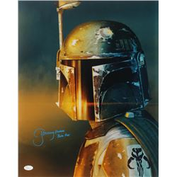 "Jeremy Bulloch Signed ""Star Wars"" 16x20 Photo Inscribed ""Boba Fett"" (JSA COA)"