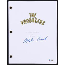 "Mel Brooks Signed ""The Producers"" Full Movie Script (Beckett COA)"