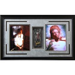 "Harrison Ford Signed ""Star Wars"" 18x29 Custom Framed Han Solo In Carbonite Display (Radtke COA)"