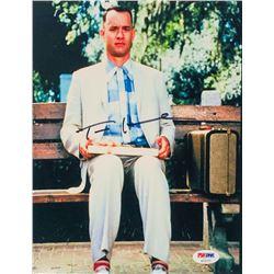 "Tom Hanks Signed ""Forrest Gump"" 8x10 Photo (PSA COA)"