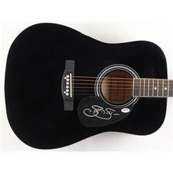 "Stephen Stills Signed 41"" Acoustic Guitar (PSA COA)"