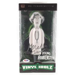"Mel Brooks Signed ""Young Frankenstein"" Dr. Frankenstein #27 Vinyl Idolz Figure (PSA COA)"