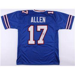 Josh Allen Signed Buffalo Bills Jersey (JSA COA)