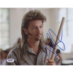 """David Spade Signed """"Joe Dirt"""" 8x10 Photo (PSA COA)"""