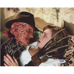"Robert Englund Signed ""Nightmare on Elm Street"" 8x10 Photo (PSA COA)"