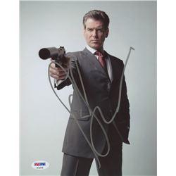 "Pierce Brosnan Signed ""James Bond"" 8x10 Photo (PSA COA)"