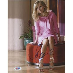Reese Witherspoon Signed  Legally Blonde  8x10 Photo (PSA COA)