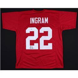 Mark Ingram Jr. Signed Alabama Crimson Tide Jersey (Beckett COA)