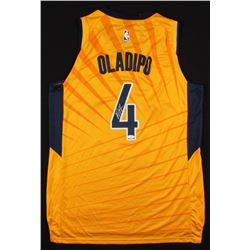 Victor Oladipo Signed Indiana Pacers Jersey (JSA COA)