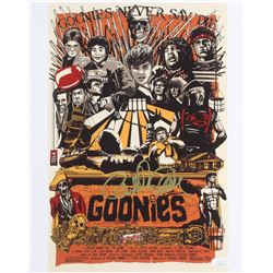 Richard Donner Signed  The Goonies  11x14 Photo (JSA Hologram)