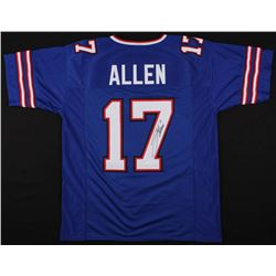 Josh Allen Signed Buffalo Bills Jersey (JSA COA)