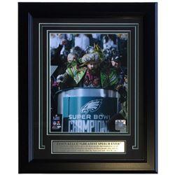 Jason Kelce Philadelphia Eagles 11x14 Custom Framed Photo Display