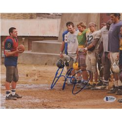 "Adam Sandler Signed ""The Longest Yard"" 8x10 Photo (Beckett COA)"