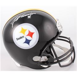 James Harrison Signed Pittsburgh Steelers Full-Size Helmet (JSA COA)