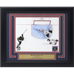 Braden Holtby Washington Capitals 11x14 Custom Framed Photo Display