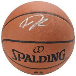Giannis Antetokounmpo Signed Official NBA Game Ball (Fanatics Hologram)
