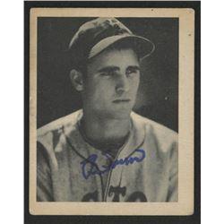 Bobby Doerr Signed 1939 Play Ball #7 RC (JSA COA)