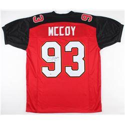 Gerald McCoy Signed Tampa Bay Buccaneers Jersey (Beckett COA)