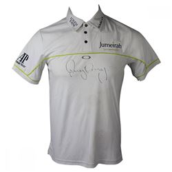 Rory Mcilroy Signed Oakley Golf Shirt (JSA COA)