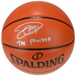 "Joel Embiid Signed Basketball Inscribed ""The Process"" (Fanatics Hologram)"